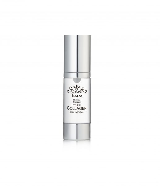 Tiara Natural Premium Collagen Eye Gel