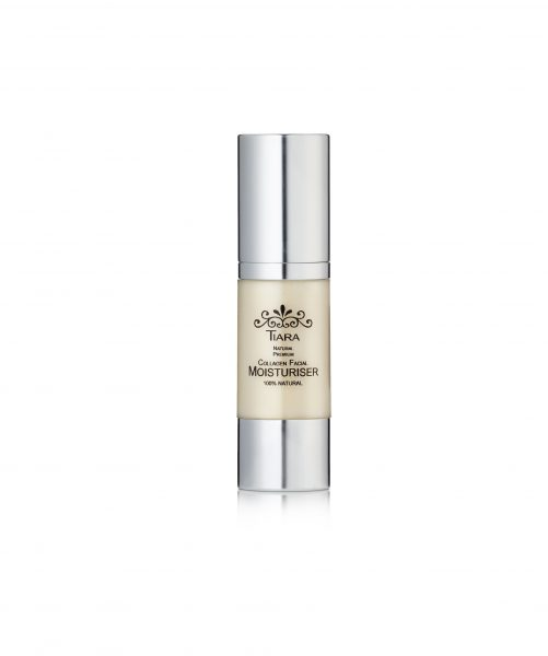 Tiara Natural Premium Collagen Facial Moisturiser